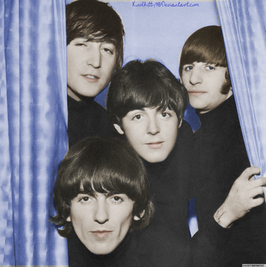 The Beatles 1964 By Koolkitty9