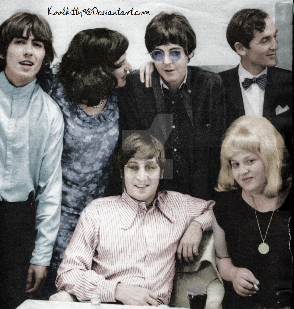 The Beatles Fanfiction Car Crash