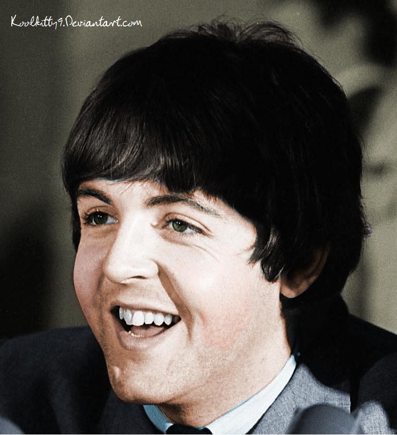 Paul McCartney 1965 3 Of 4 By Koolkitty9