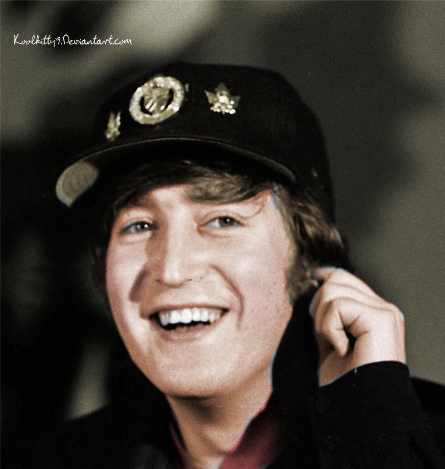 John Lennon 1965 4 Of By Koolkitty9