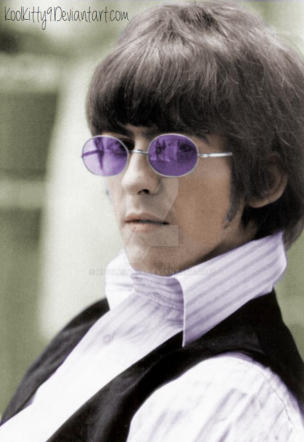 George Harrison 1966 By Koolkitty9