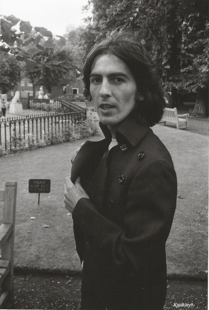 George Harrison 1968 3 by koolkitty9 on DeviantArt