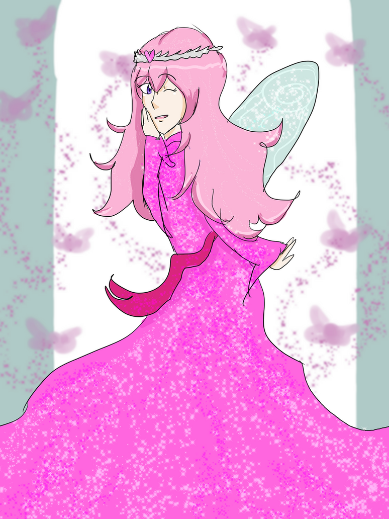 Fairy Godmother Akoya by koolkitty9