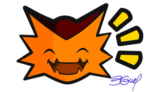 Blaze kaiser by Burn-Graphite