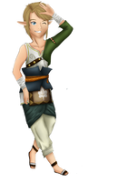 commission: ordon Link by Discarbia