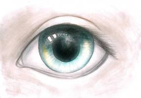 eye by Discarbia