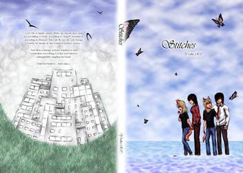 Stitches Comic Book! by yeaka