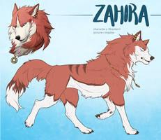 Commission: Zahira by impalae