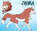 Commission: Zahira