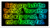 Homosexuality is a fad by HiddenxWolf