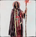 Elven Mage - DnD Commission