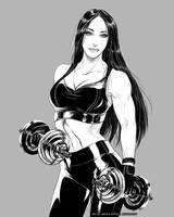 Strong and beautiful
