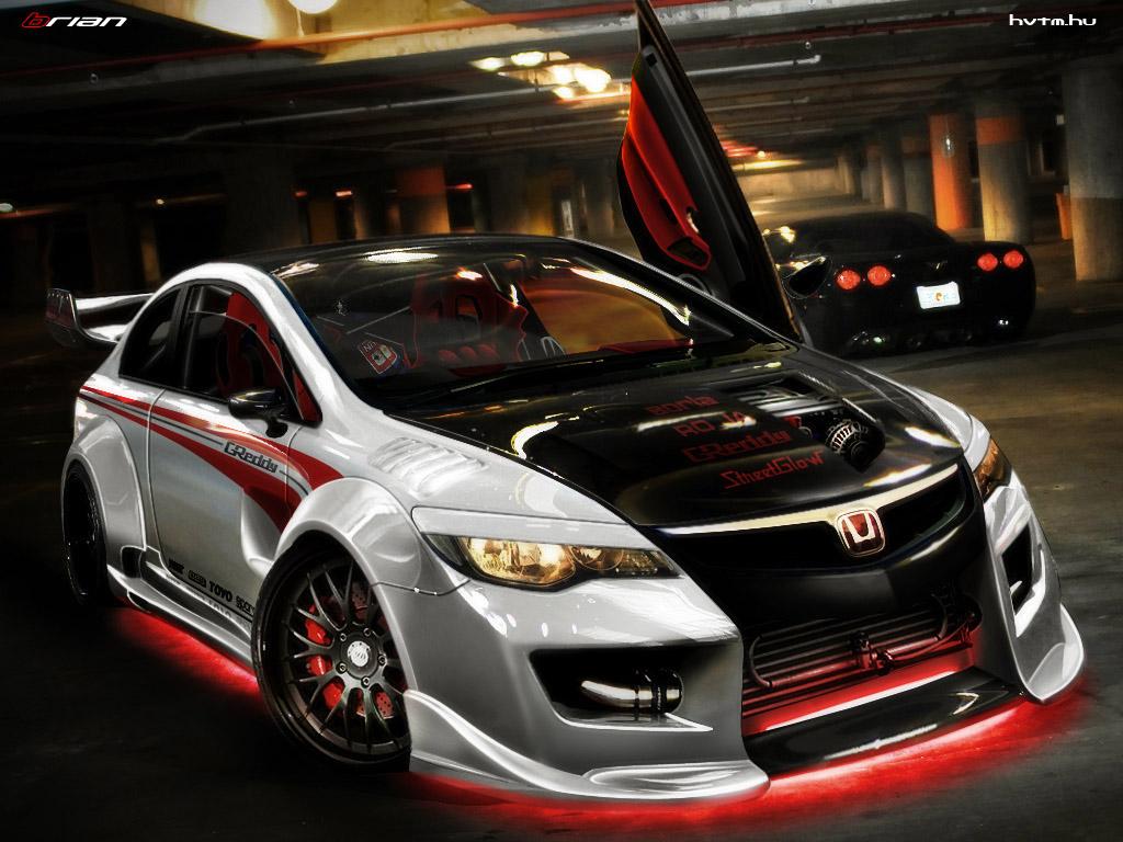 Honda Civic Type R By Brianspilner
