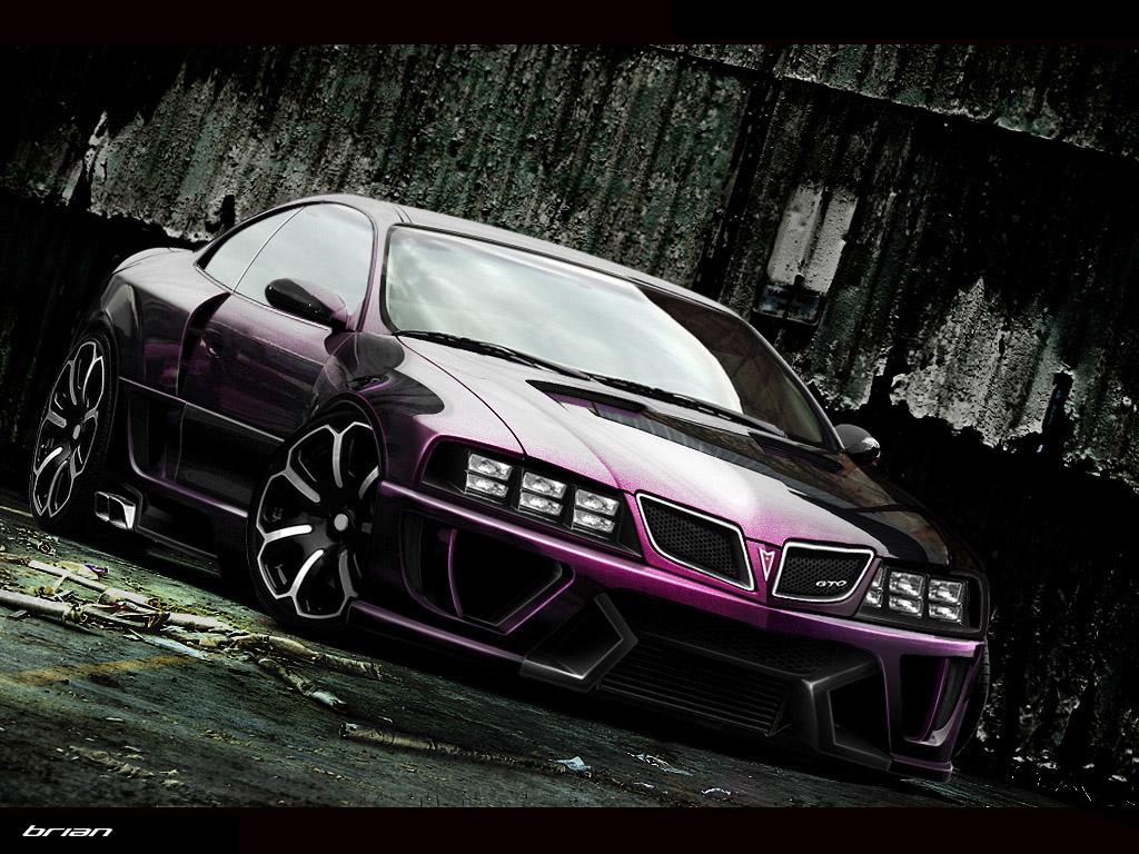 Pontiac GTO by brianspilner