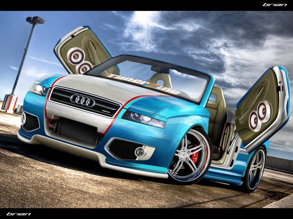 Audi S4 by brianspilner