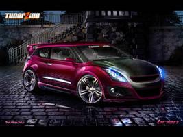 Suzuki Swift by brianspilner