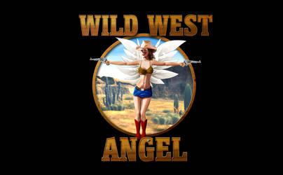 Wild West Angel by brianspilner