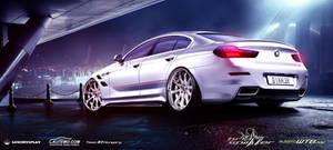 BMW 6-Series Gran Coupe Rear (2013) WTB2012