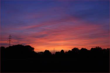Werl Sunset 2 by skywalkerdesign