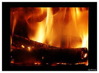Fire by skywalkerdesign