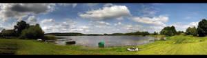 Dzwierszno Male Lake