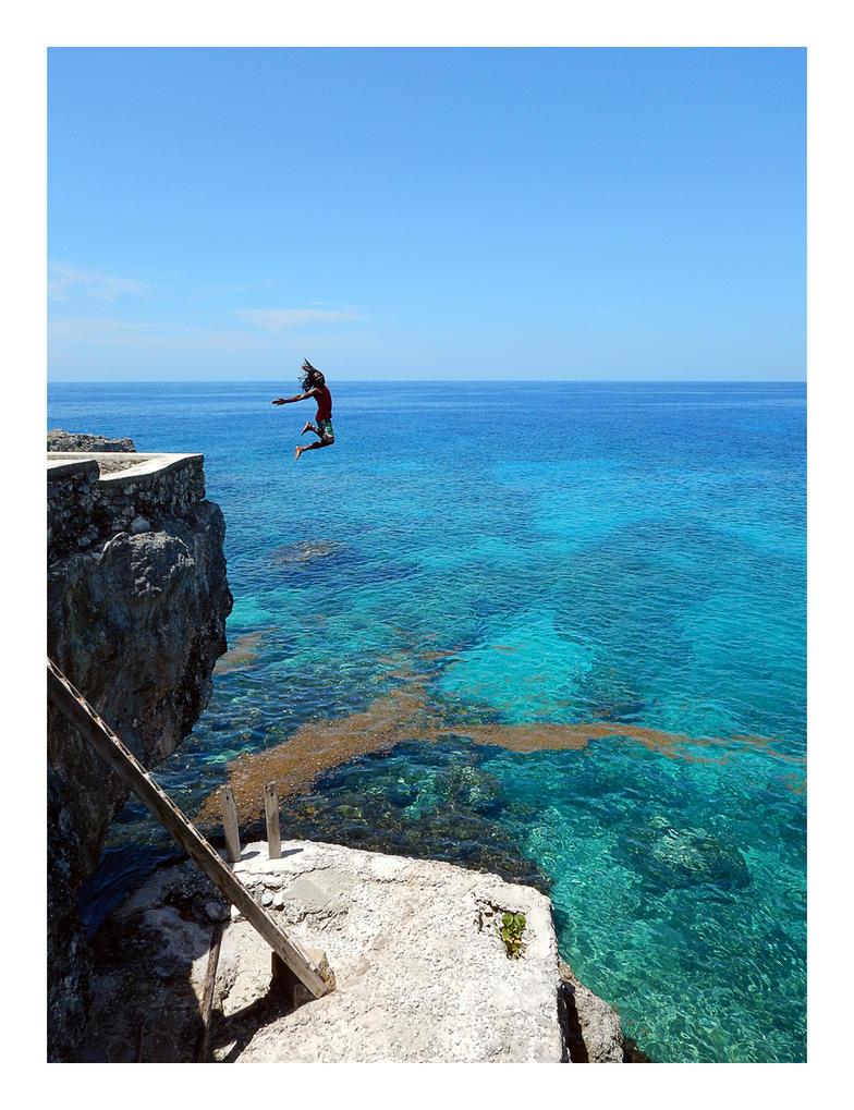 Jamaica Negril Jumper by skywalkerdesign