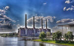 VW Factory (HDR) by skywalkerdesign
