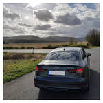 Audi A3 S-line by skywalkerdesign