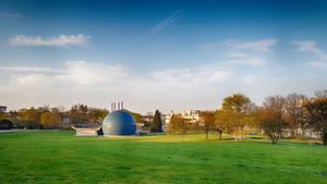 Planetarium Wolfsburg (HDR)