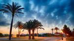 Cala d'Or Sunset (HDR) by skywalkerdesign