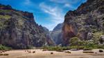 Mallorca Mountains No. 3 (HDR) by skywalkerdesign