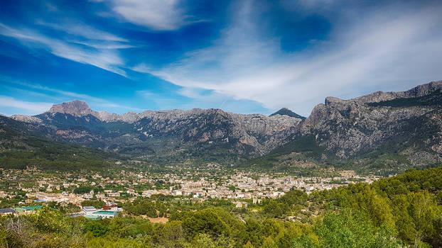Mallorca Mountains No. 4 (HDR)