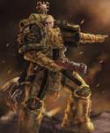 Warhammer 40k | Primarch Commission