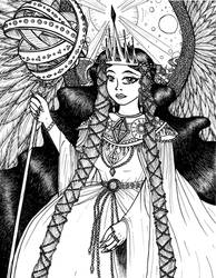 The Universal Empress by eternalsailorchaos