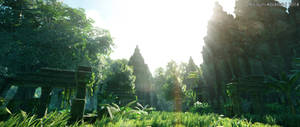 Tropical Jungle - Temple of Light