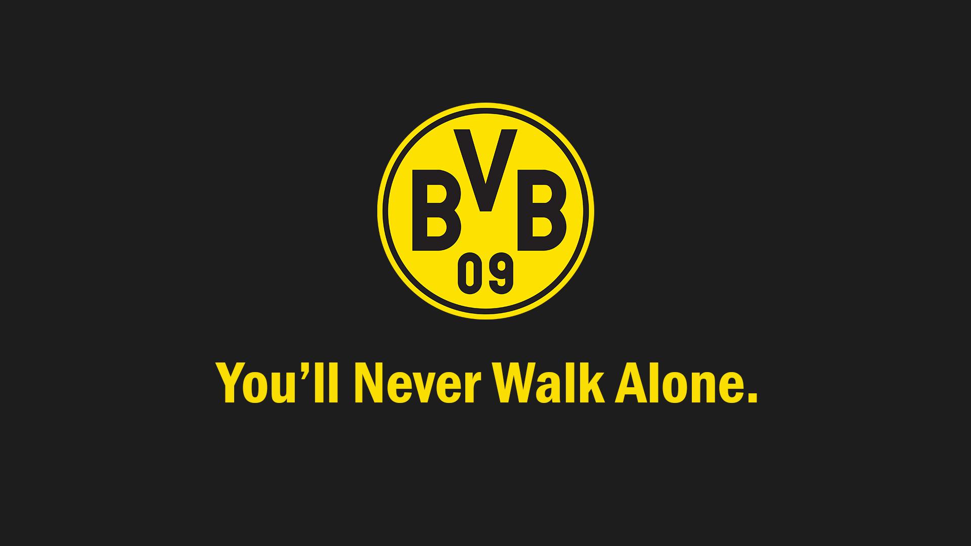 Borussia Dortmund Bvb You Ll Never Walk Alone By Dirtyc0re On