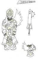 Digivolve: ArchAngemon by IronClark