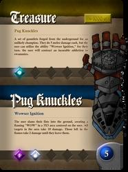 HCJustin - Pug Knuckles by IronClark