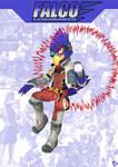 Character Card - Falco Lombardi