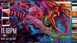 My Desktop - July 10th, 2021 (Windows 10)