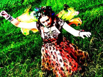 rainbow - fairy by MsMistoffolees