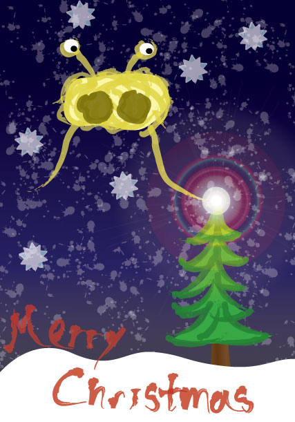A pastafarian Christmas 'Holiday' by C-Man-Productions on DeviantArt