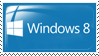 Windows 8 Stamp by AnnieDesign