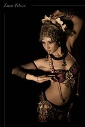 Azmar, dancer of dreams by FiloniLuca