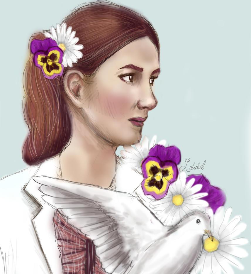 Molly Hooper (digital version) by moondesiree