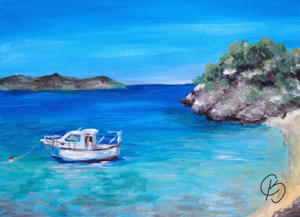 Mediterranean vibes by moondesiree