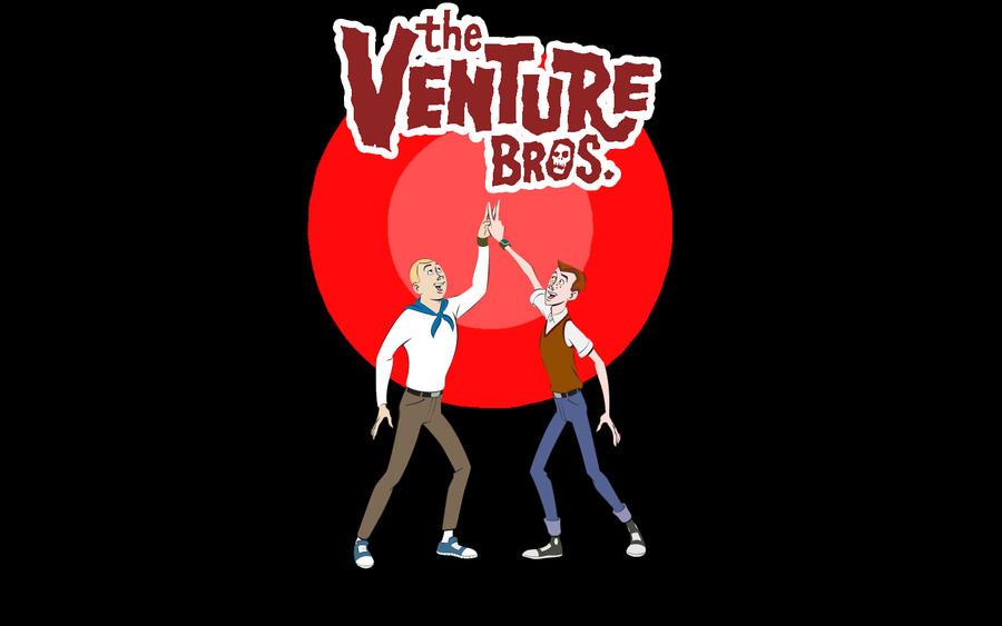 The venture bros wp by haddonart on deviantart - Venture bros wallpaper ...