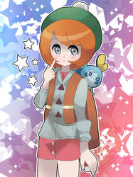 Off to fill the Galar Pokedex! by aunt-grandma