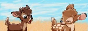 Bambi and Ronno