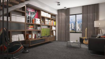 Hobby Room by akcalar